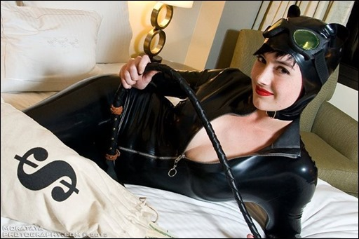 Catwoman cosplay - Photo by Morataya Photography