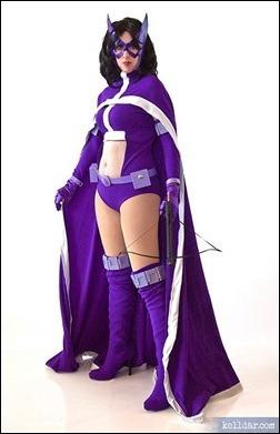 Kelldar as The Huntress