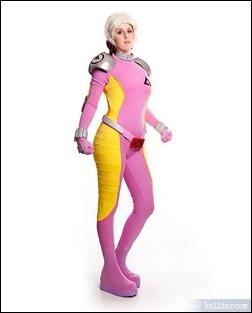 Kelldar as Rogue (Pink suit)