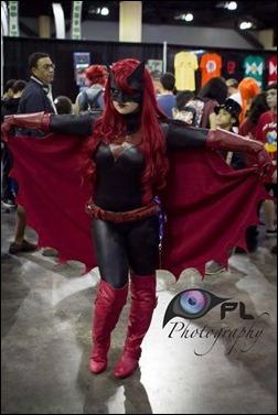Lola Marie as Batwoman
