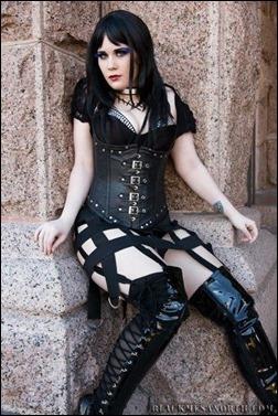 Amber Sweet cosplay