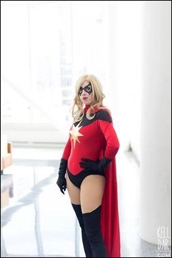 Kelldar as Ms. Marvel