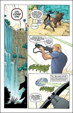 Archer & Armstrong #11 Preview 3