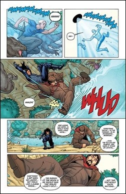 Archer & Armstrong #11 Preview 5