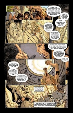 Archer & Armstrong #14 Preview 2