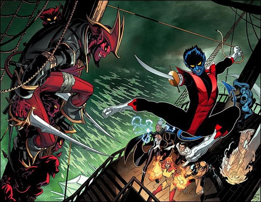 Amazing X-Men #1 Cover