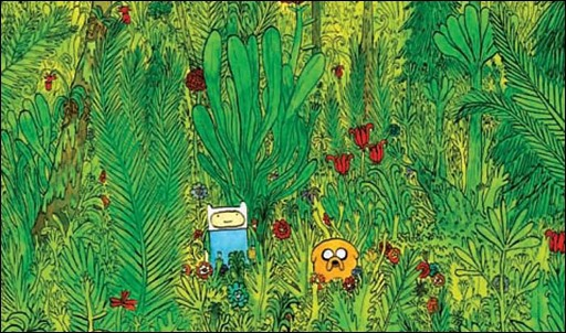 Adventure Time: Summer Special #1