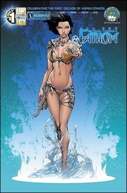 All New Fathom #1 Cover B - Konat