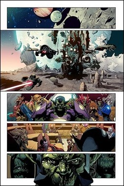 Avengers #18 Preview 1
