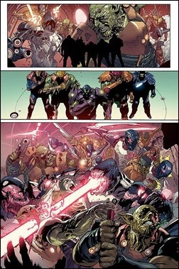 Avengers #18 Preview 2