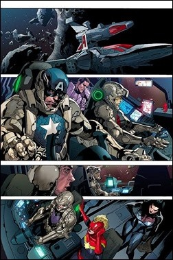 Avengers #18 Preview 4