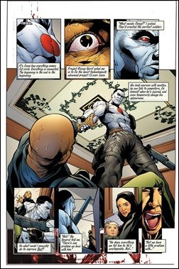 Bloodshot #0 Preview 1