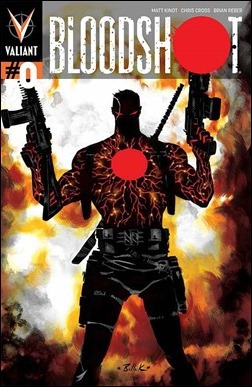 Bloodshot #0 Cover