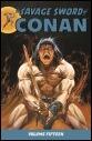 The Savage Sword of Conan Volume 15 TP