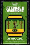 ETERNAL WARRIOR #2 8-bit Variant