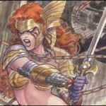 Milo Manara Draws Angela On A Variant Cover