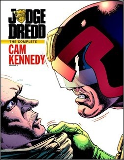 Judge Dredd: The Cam Kennedy Collection, Vol. 1 Preview 1