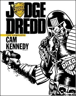 Judge Dredd: The Cam Kennedy Collection, Vol. 1 Preview 2