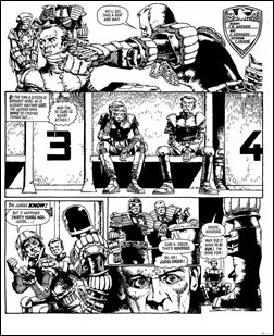Judge Dredd: The Cam Kennedy Collection, Vol. 1 Preview 8