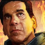 LIBERATOR By Lou Ferrigno Goes From Screen To Comic Book In August 2013