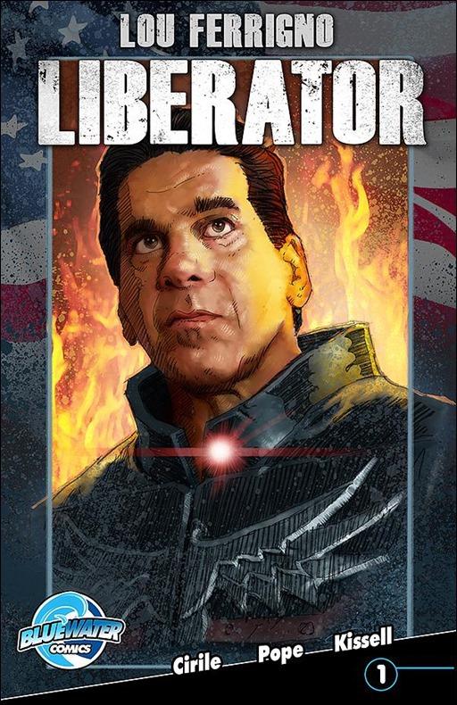 Lou Ferrigno Liberator