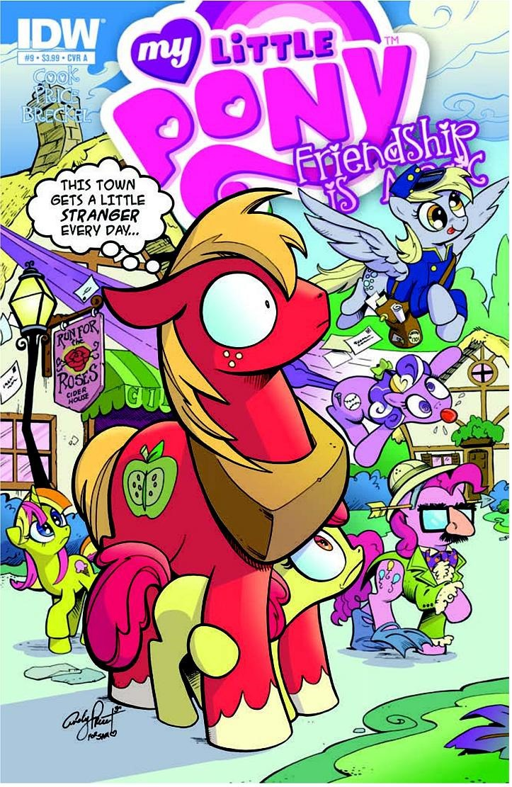 my little pony friendship is magic 9  preview