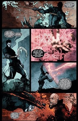 Shadowman #9 Preview 2