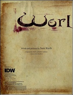 The Worlds of Sam Kieth, Vol. 1 Preview 3