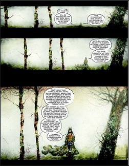 The Worlds of Sam Kieth, Vol. 1 Preview 8