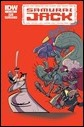 Samurai Jack #1 (of 5)—GEM OF THE MONTH