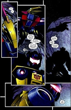 Transformers Prime: Beast Hunters #3 Preview 4