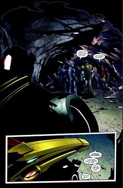 Transformers Prime: Beast Hunters #3 Preview 5