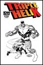 Triple Helix #1 Subscription Variant