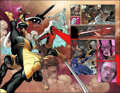 X-Men: Battle of the Atom #1 Preview 1