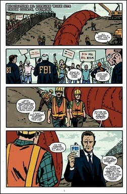 The X-Files: Season 10 #2 Preview 3