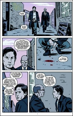The X-Files: Season 10 #2 Preview 9