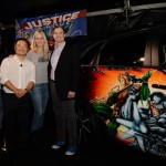 DC Entertainment Unveils Justice League Car At San Diego Comic-Con 2013 w/ Video