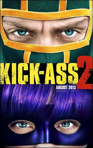 Kick-Ass 2 Trailer one sheet poster