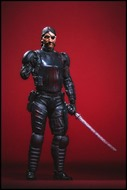 The Walking Dead Comic Governor in Riot Gear action figure