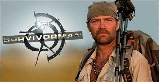 Survivorman Les Stroud