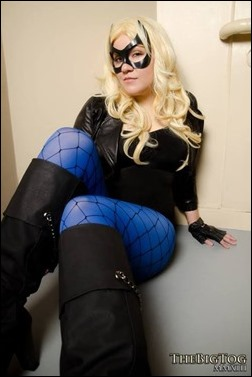 Marie Grey as Black Canary (Photo: TheBigTog Photography)