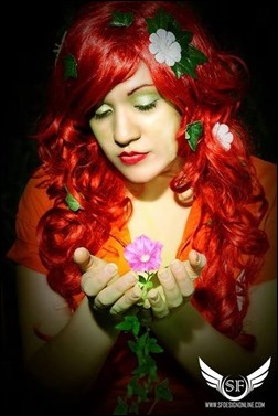 Marie Grey as Poison Ivy (Photo: SF Design)