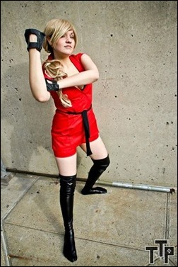 Marie Grey as Ken from Street Fighter (Photo: Triple Threat Productions)