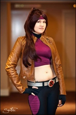 Marie Grey as Gambit (Phot: Soulfire Photography)