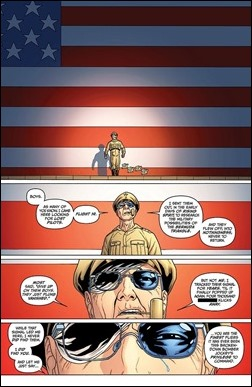 Archer & Armstrong #12 Preview 2