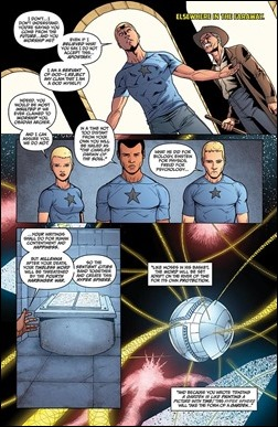 Archer & Armstrong #12 Preview 4