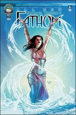 All New Fathom #2 Cover B - Konat