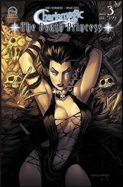 Charismagic: The Death Princess #3 Cover A