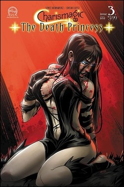 Charismagic: The Death Princess #3 Cover B