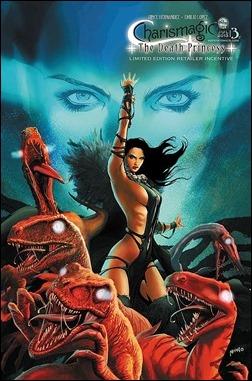 Charismagic: The Death Princess #3 Cover C